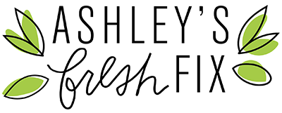 Ashleys Fresh Fix Logo