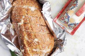 Garlic Parmesan Cheese Bread