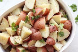 5 Minute Instant Pot Potatoes
