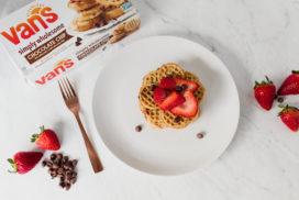 Breakfast with Vans Food Waffles